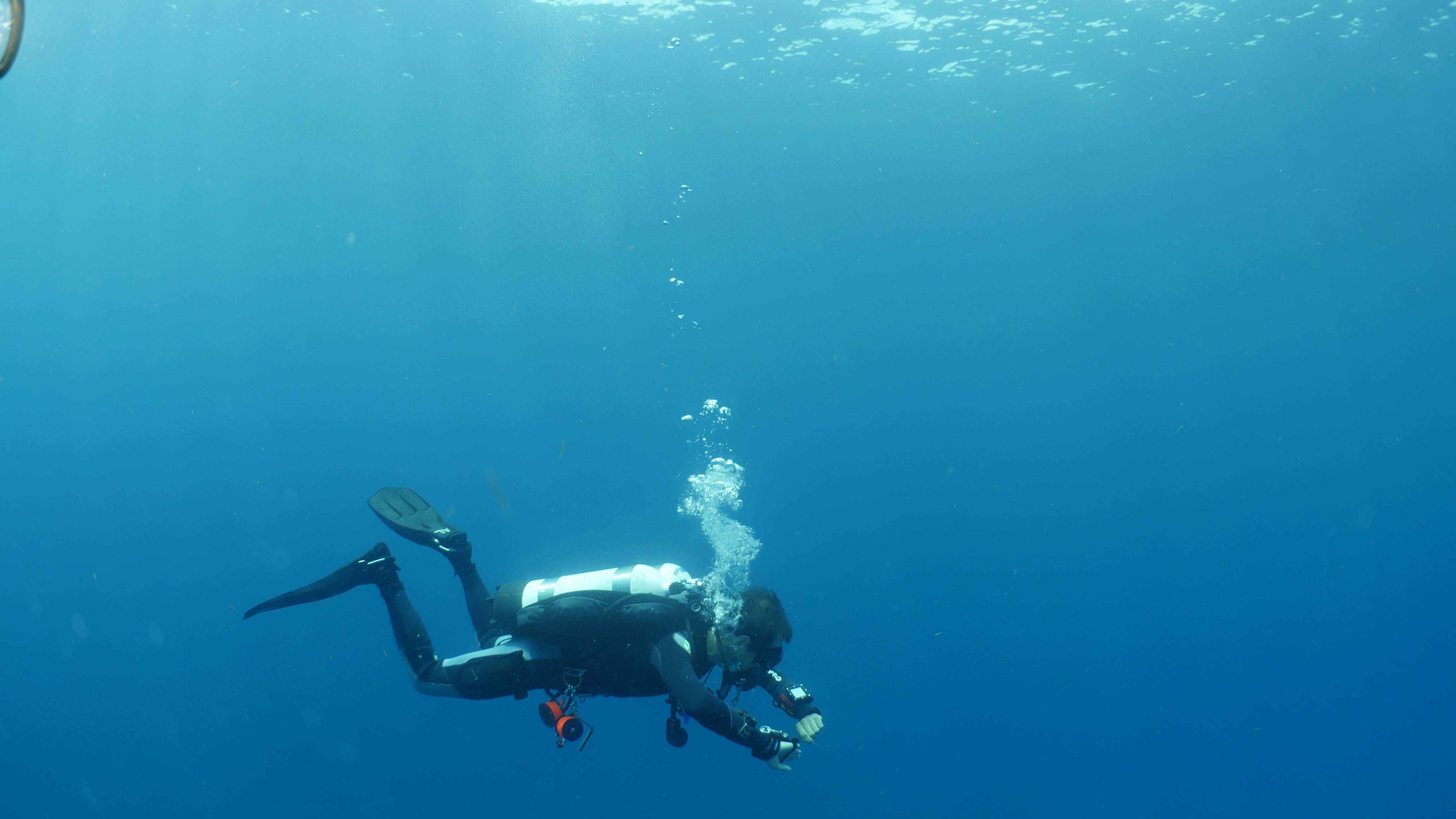 TECHNICAL DIVING - Beyond The Limits