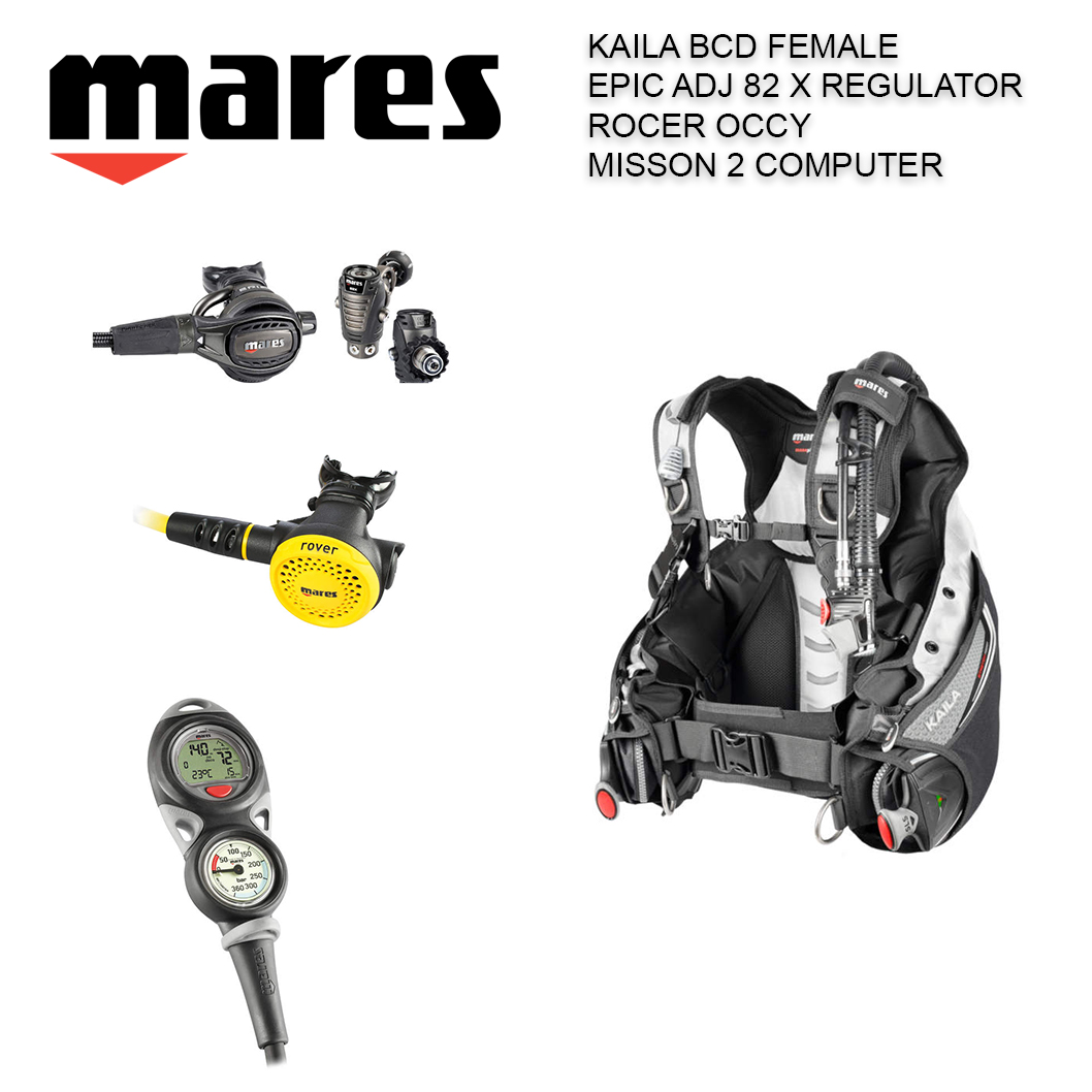 KAILA SHE DIVES (RRP $2836)