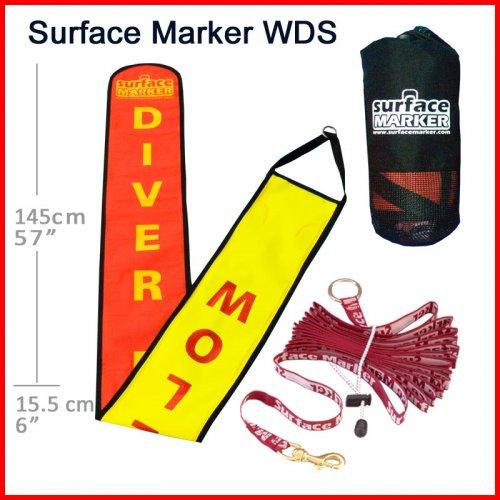 Surface Marker WDS 145cm x 15.5cm