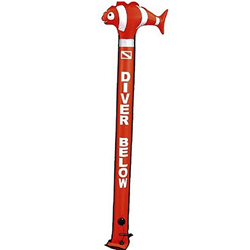 Clownfish SMB Marker Buoy