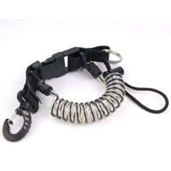 Coiled Lanyard (bl)