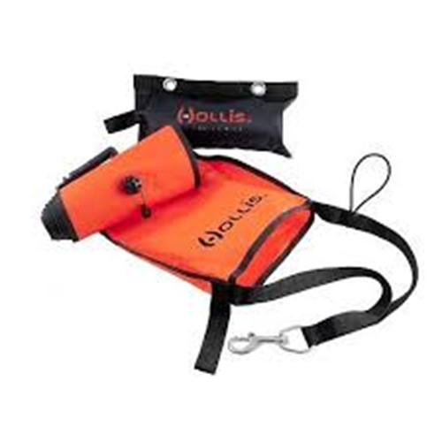 Marker Bouy w Swing Pouch - Orange