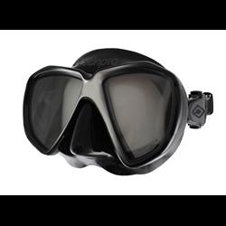 Eden Mask Black/black