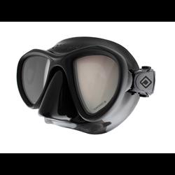 Kiama Mask Black/black