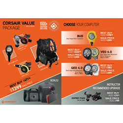 Corsair Value Package