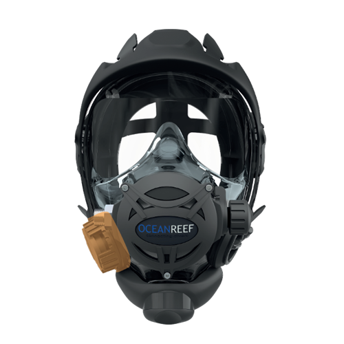 Surface Air Valve - G Diver Mask