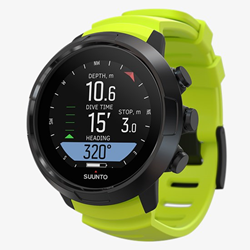 D5 Suunto Without Tank Pod