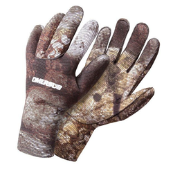 Gloves 3d Camo Ml