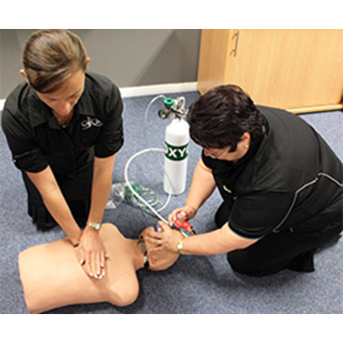 Basic Oxygen Administration Course - 22298VIC