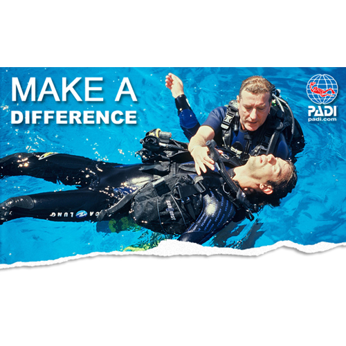 Rescue Diver Course Add-On