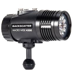 Bs Macro Wide 4300 Underwater Video Light