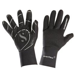 SubGear 3mm Super Stretch Dive Gloves XXLG