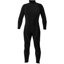 Reactive Mens 5mm - Titan Black - Medium-Large