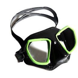 FLUYD NOAH MASK BLACK/GREEN