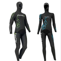 FLUYD UOMO TRAINING SUIT 2.5mm FEMALE