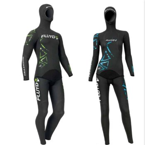 FLUYD UOMO TRAINING SUIT 2.5mm (Save $300)