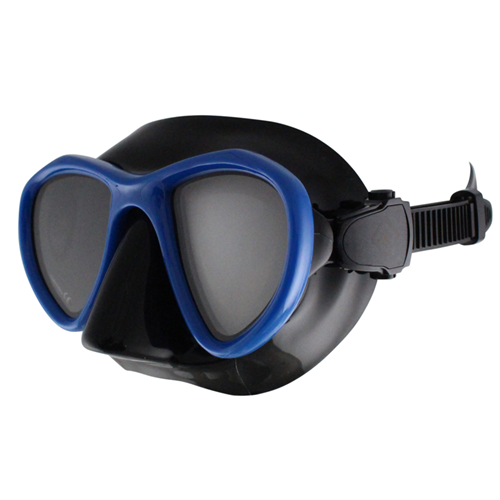 Kiama Mask - Black / Blue