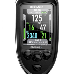 Oceanic Pro Plus X W/qd