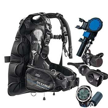 Dive Professionas Gear Package