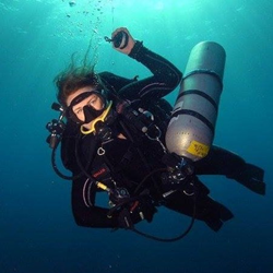 Technical Divemaster Internship