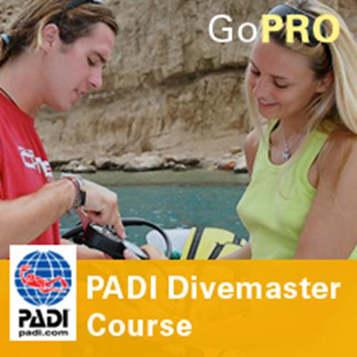 Deposit For PADI DM Course