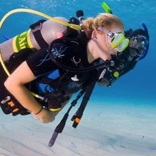 Enriched Air Diver (no dive)