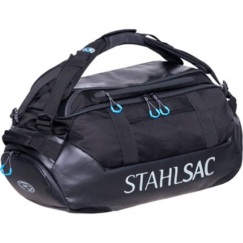 Steel Duffel, Black
