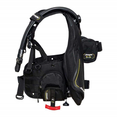 Covert XT with Inflator, hose and Re-valve - Large