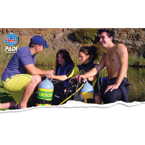 PADI Enriched Air (Nitrox) Course