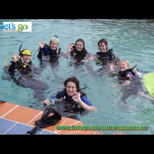 PADI Openwater Diver